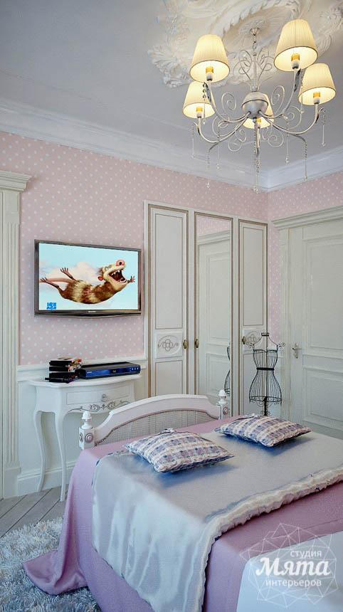 Дизайн интерьера четырехкомнатной квартиры в Тюмени img846179741