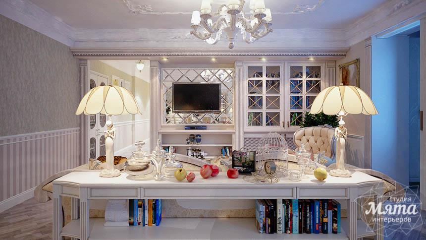 Дизайн интерьера четырехкомнатной квартиры в Тюмени img1254233136