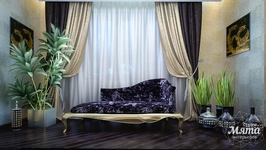 Дизайн интерьера коттеджа в Новосибирске  img1542234458