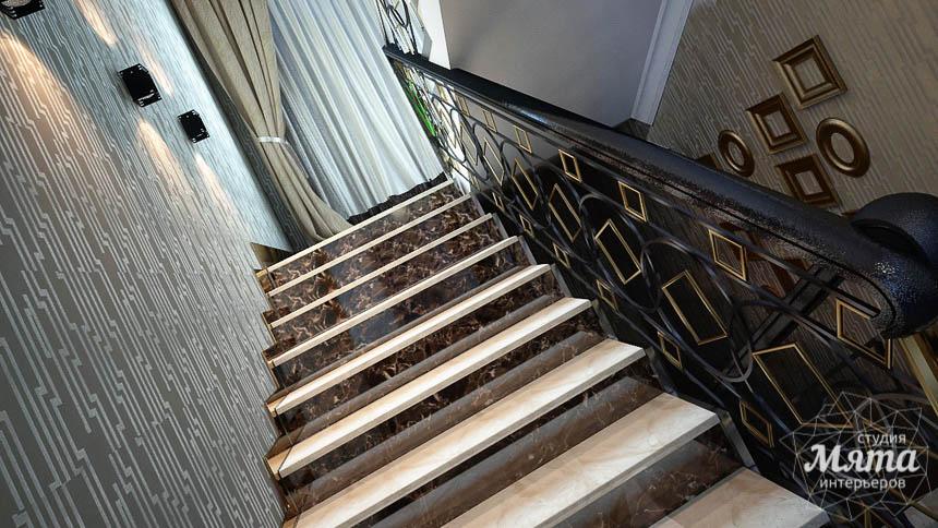 Дизайн интерьера коттеджа в Новосибирске  img1693110546