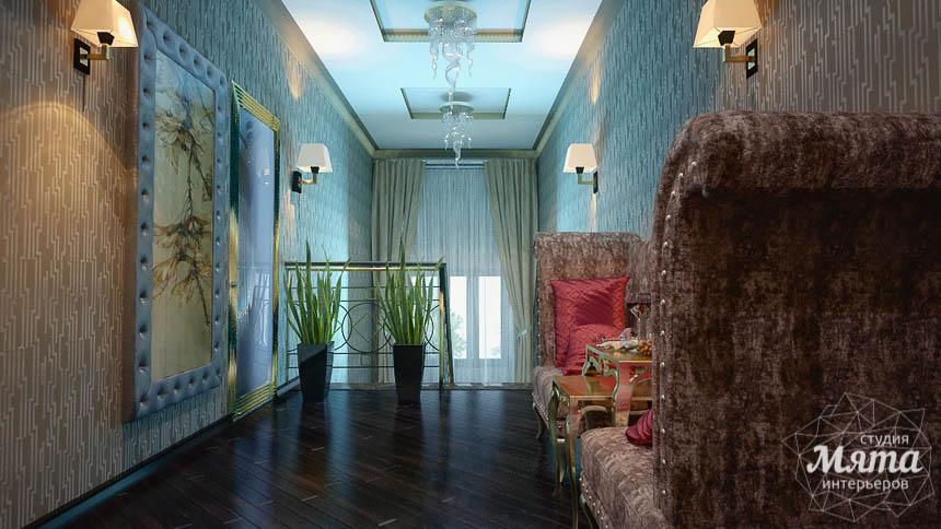 Дизайн интерьера коттеджа в Новосибирске  img1599805354