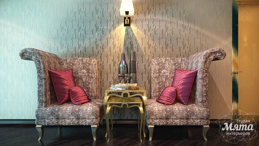 Дизайн интерьера коттеджа в Новосибирске  img1439843747