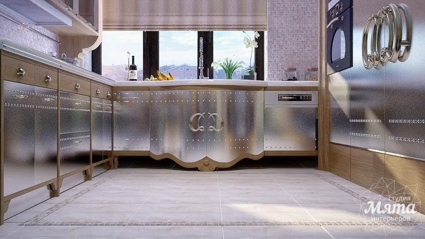 Дизайн интерьера коттеджа в Новосибирске  img2138859912