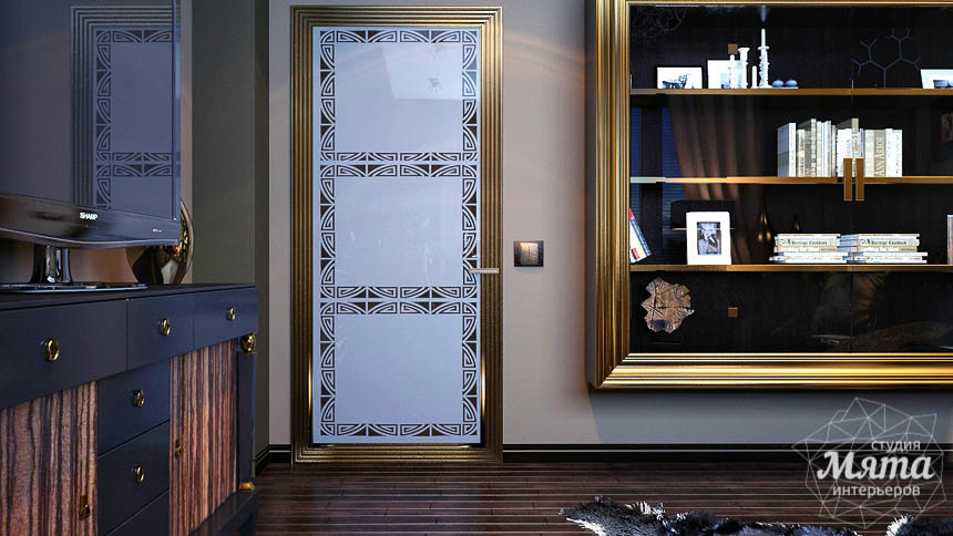 Дизайн интерьера коттеджа в Новосибирске  img1694919933