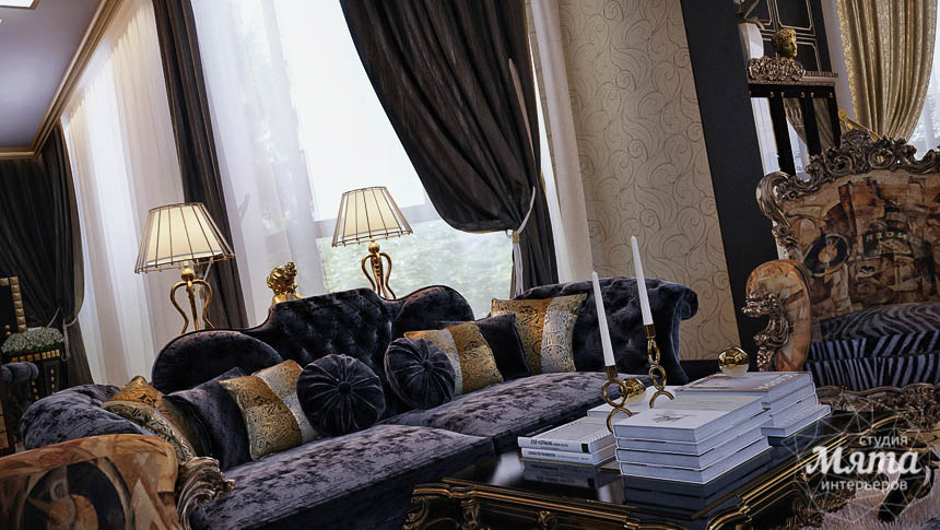 Дизайн интерьера коттеджа в Краснодаре img1285188493
