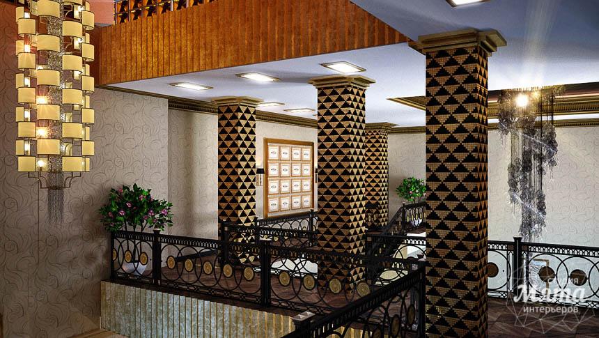 Дизайн интерьера коттеджа в Краснодаре img387918796