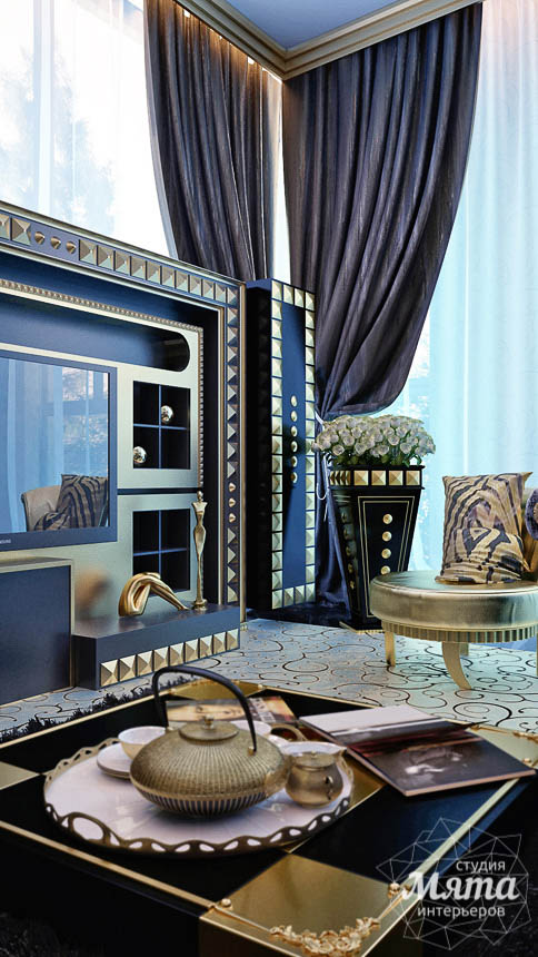 Дизайн интерьера коттеджа в Краснодаре img425030564
