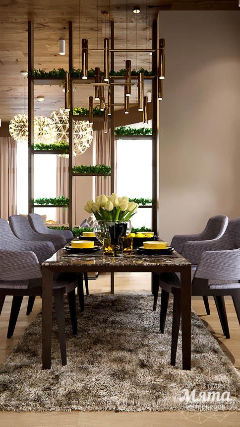 Дизайн интерьера двухкомнатной квартиры в Сочи img1378263258