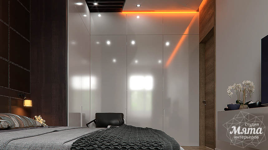 Дизайн интерьера двухкомнатной квартиры в Сочи img1978395228