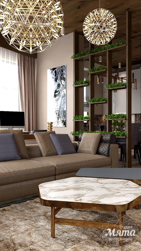 Дизайн интерьера двухкомнатной квартиры в Сочи img318852955