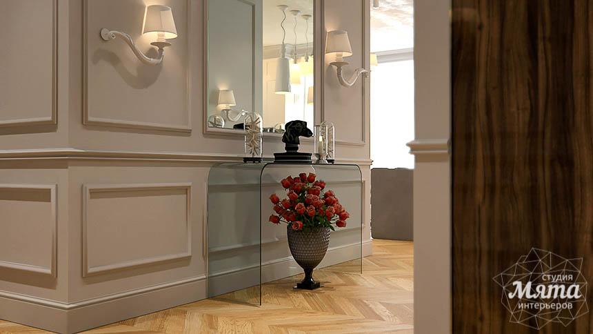 Дизайн интерьера четырехкомнатной квартиры в Новосибирске img892289167