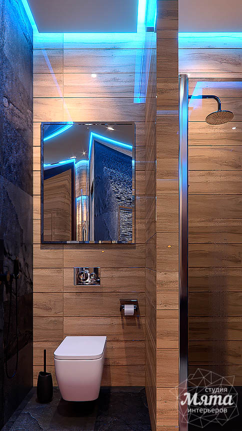 Дизайн интерьера двухкомнатной квартиры в Сочи img1839825083