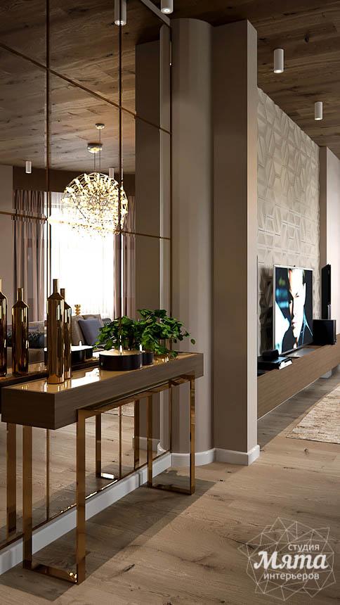 Дизайн интерьера двухкомнатной квартиры в Сочи img1727847243