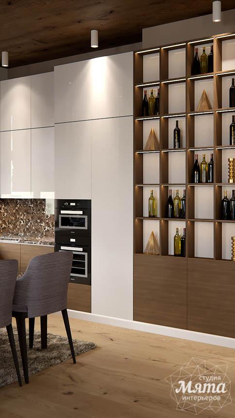 Дизайн интерьера двухкомнатной квартиры в Сочи img1491816341
