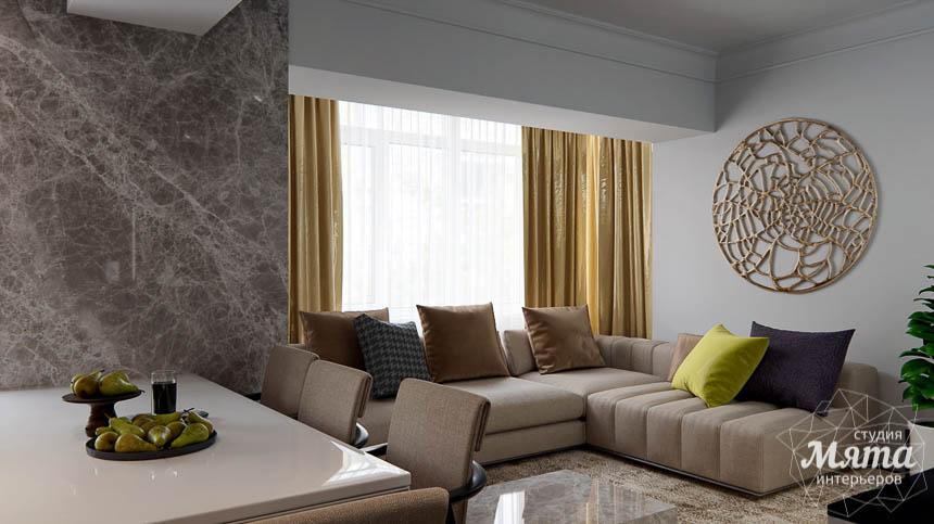 Дизайн интерьера двухкомнатной квартиры в Москве img480313145