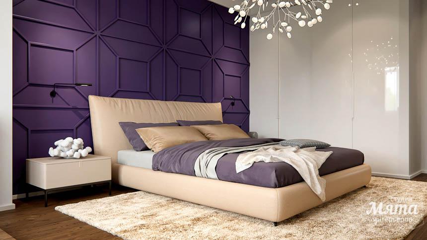 Дизайн интерьера двухкомнатной квартиры в Москве img678844228