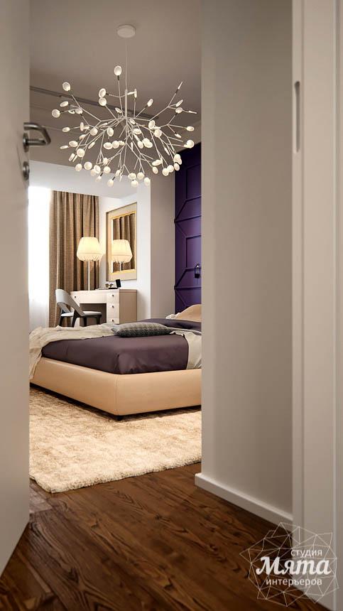 Дизайн интерьера двухкомнатной квартиры в Москве img1922222279