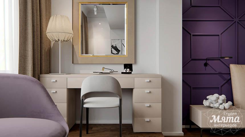 Дизайн интерьера двухкомнатной квартиры в Москве img1704792689