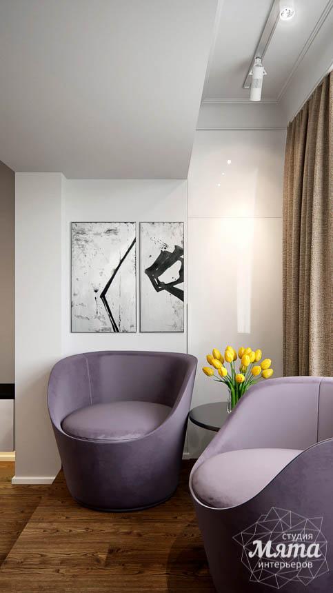 Дизайн интерьера двухкомнатной квартиры в Москве img413653609