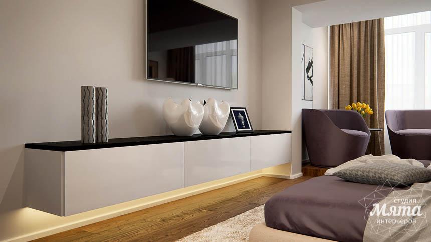 Дизайн интерьера двухкомнатной квартиры в Москве img1001123022