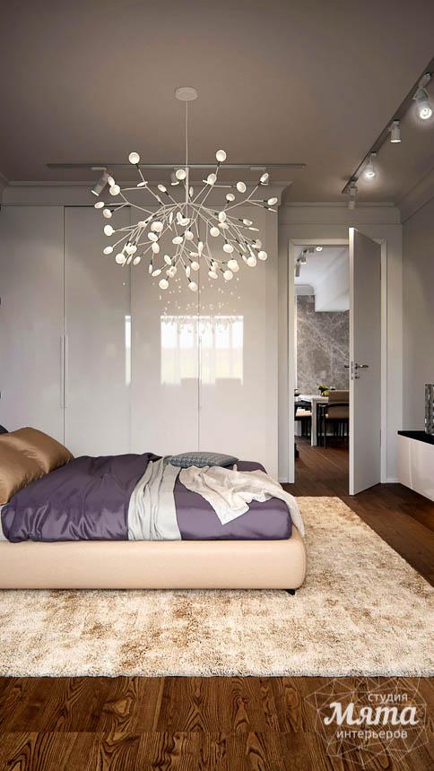 Дизайн интерьера двухкомнатной квартиры в Москве img1680761515