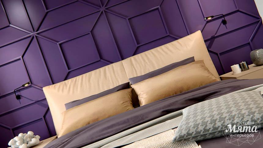 Дизайн интерьера двухкомнатной квартиры в Москве img1855662590