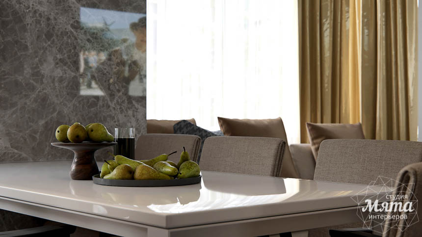 Дизайн интерьера двухкомнатной квартиры в Москве img41959073