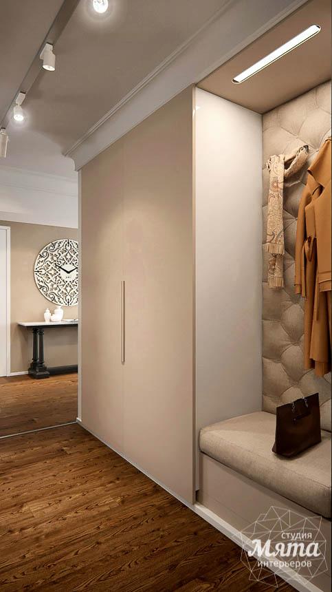 Дизайн интерьера двухкомнатной квартиры в Москве img1904662209