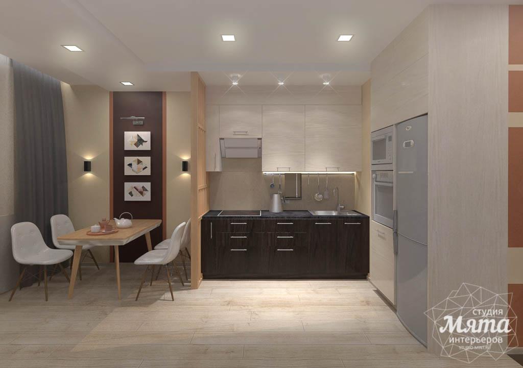 Дизайн интерьера однокомнатной квартиры в ЖК Крылов img328625954