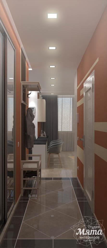 Дизайн интерьера однокомнатной квартиры в ЖК Крылов img1355099890