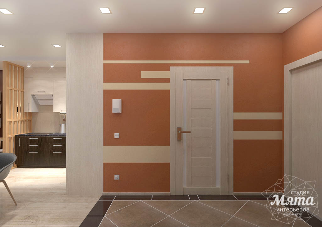 Дизайн интерьера однокомнатной квартиры в ЖК Крылов img1695855186