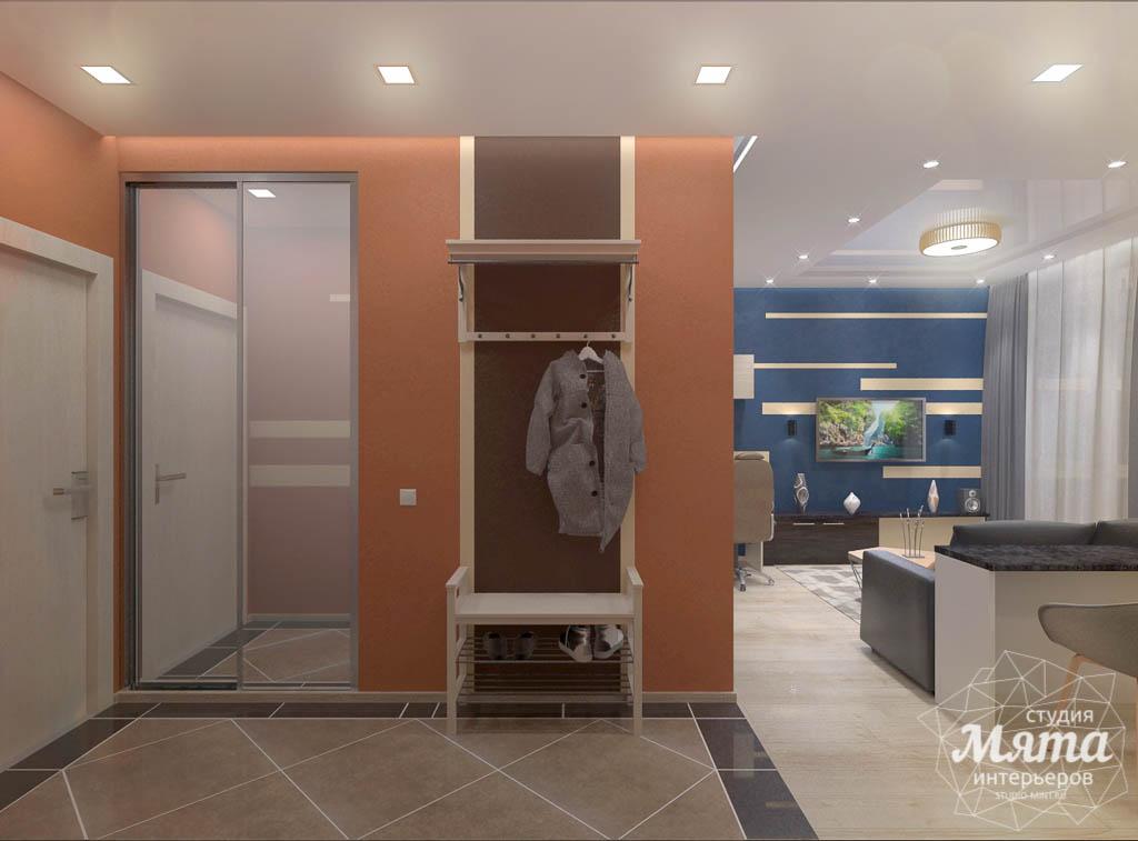 Дизайн интерьера однокомнатной квартиры в ЖК Крылов img1113019696