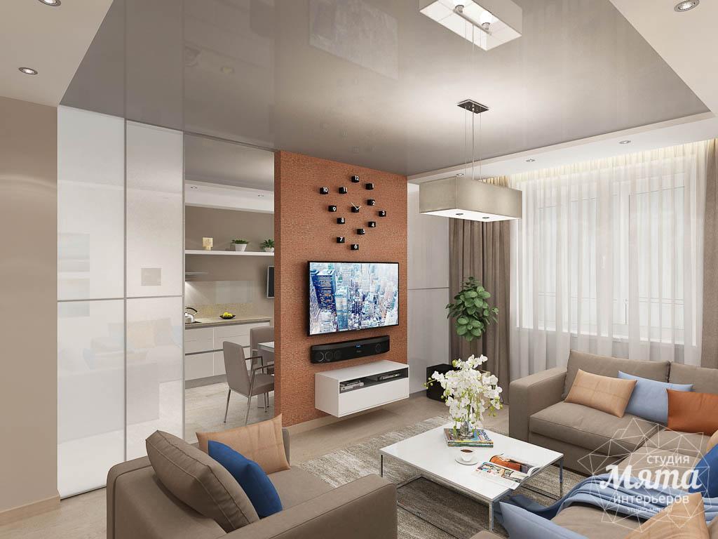 Дизайн интерьера трехкомнатной квартиры по ул. Куйбышева 21 img908466777