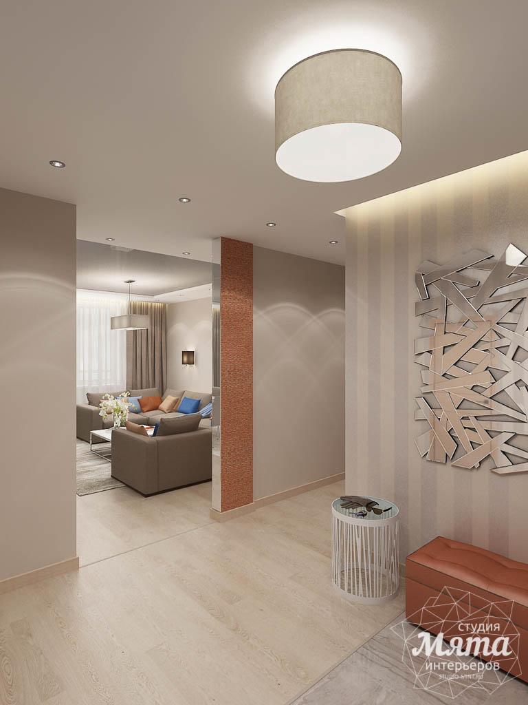 Дизайн интерьера трехкомнатной квартиры по ул. Куйбышева 21 img795693384