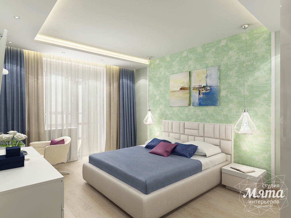 Дизайн интерьера трехкомнатной квартиры по ул. Куйбышева 21 img767492555