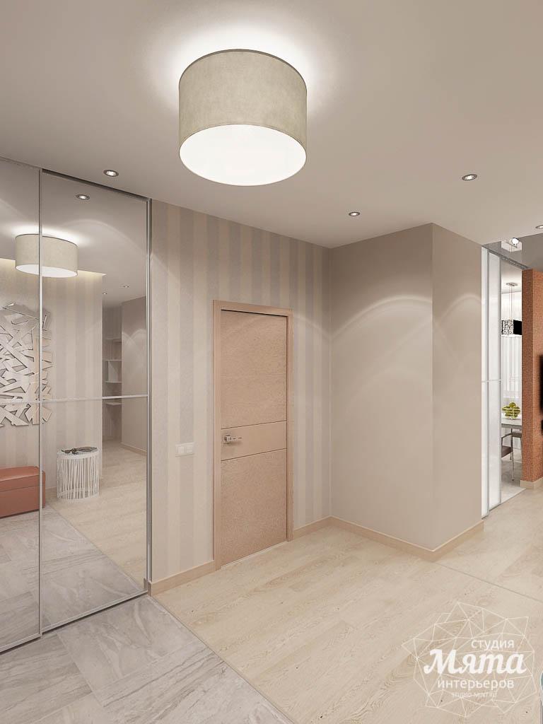 Дизайн интерьера трехкомнатной квартиры по ул. Куйбышева 21 img1731223121