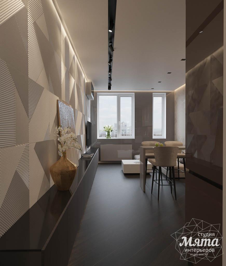 Дизайн интерьера однокомнатной квартиры в ЖК Крылов (2 очередь) img135570407
