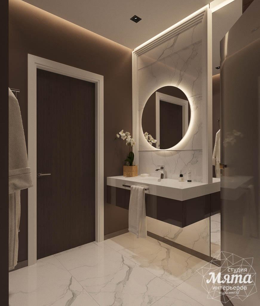 Дизайн интерьера однокомнатной квартиры в ЖК Крылов (2 очередь) img771682843