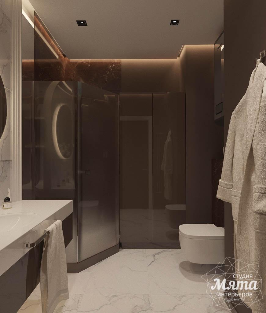 Дизайн интерьера однокомнатной квартиры в ЖК Крылов (2 очередь) img1265474567