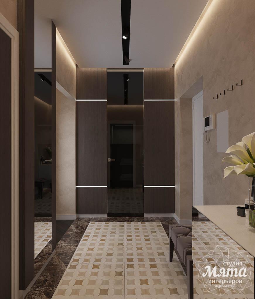 Дизайн интерьера однокомнатной квартиры в ЖК Крылов (2 очередь) img1334254956