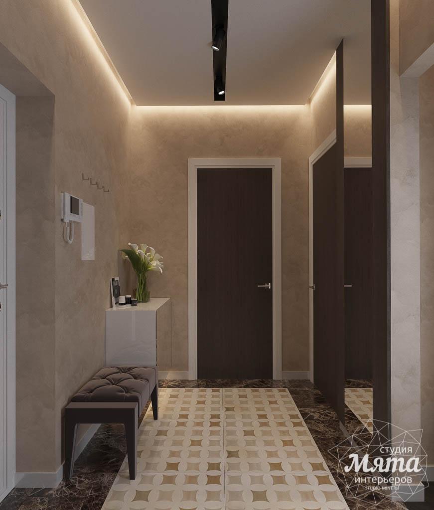 Дизайн интерьера однокомнатной квартиры в ЖК Крылов (2 очередь) img344706606