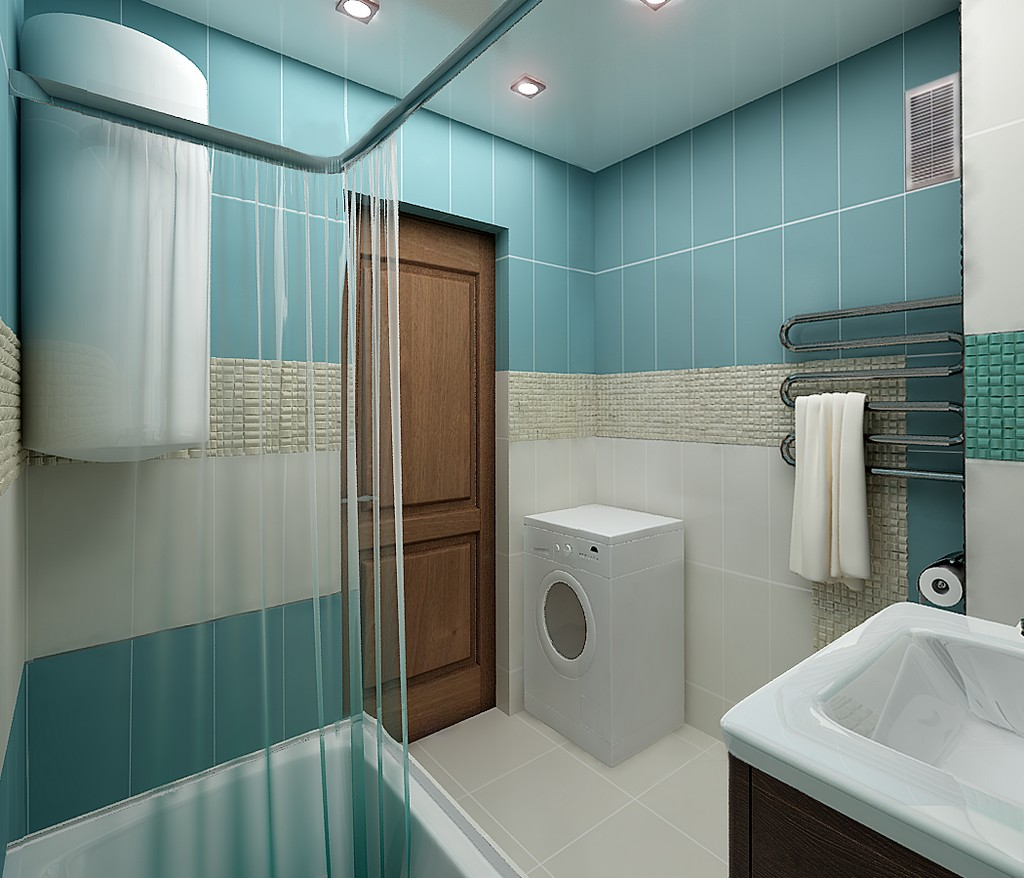 Дизайн интерьера ванной комнаты по ул. Фурманова 48 img1204361150