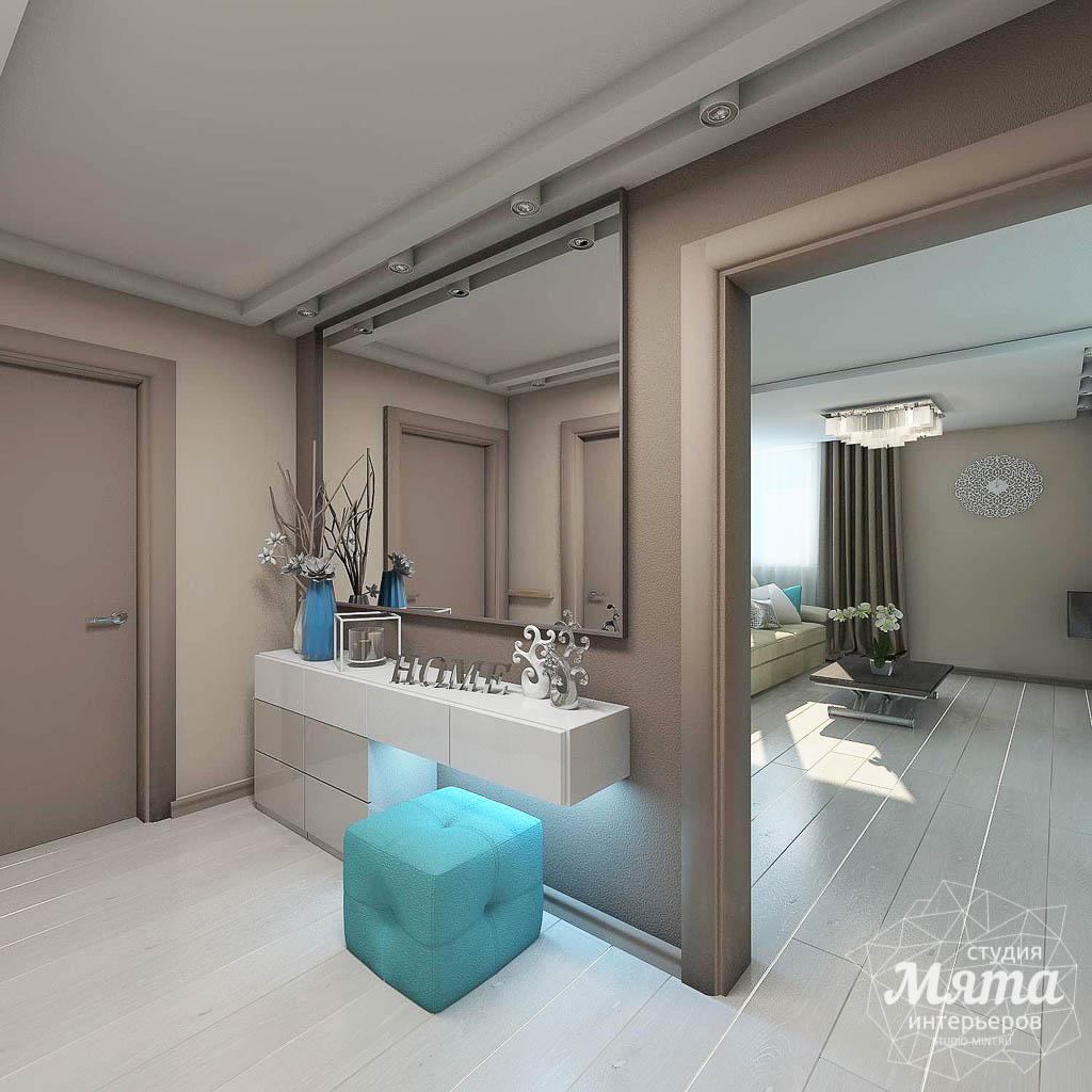 Дизайн интерьера двухкомнатной квартиры в Верхней Пышме по Успенскому проспекту 113Б img871307087