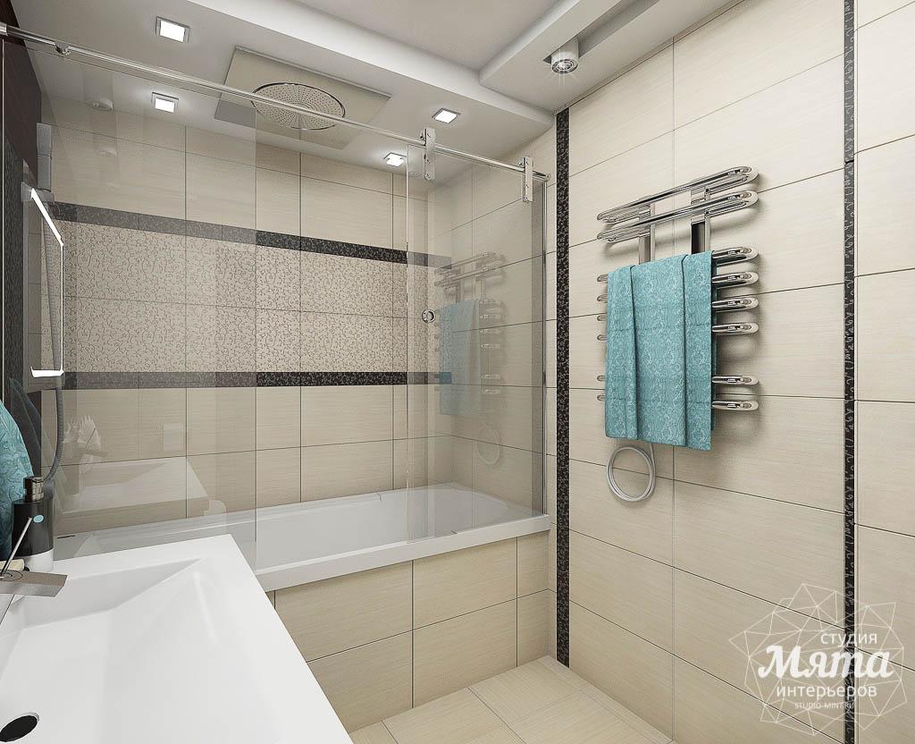 Дизайн интерьера двухкомнатной квартиры в Верхней Пышме по Успенскому проспекту 113Б img532137792