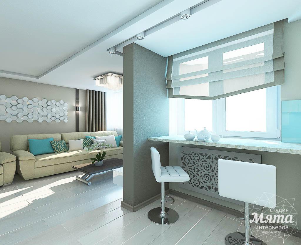 Дизайн интерьера двухкомнатной квартиры в Верхней Пышме по Успенскому проспекту 113Б img1057529500
