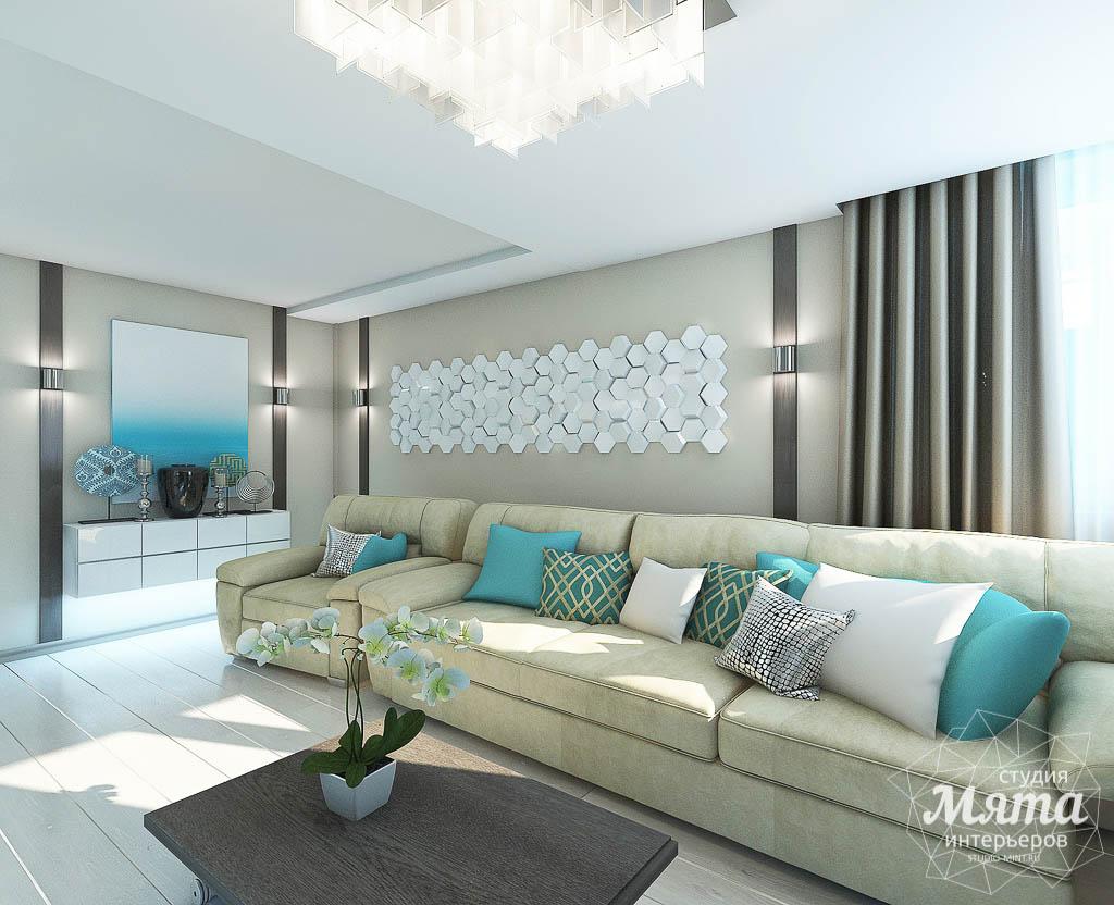 Дизайн интерьера двухкомнатной квартиры в Верхней Пышме по Успенскому проспекту 113Б img1590784806
