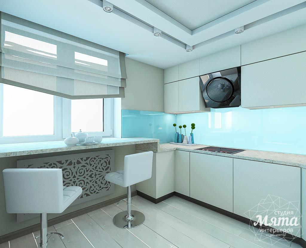 Дизайн интерьера двухкомнатной квартиры в Верхней Пышме по Успенскому проспекту 113Б img675713762