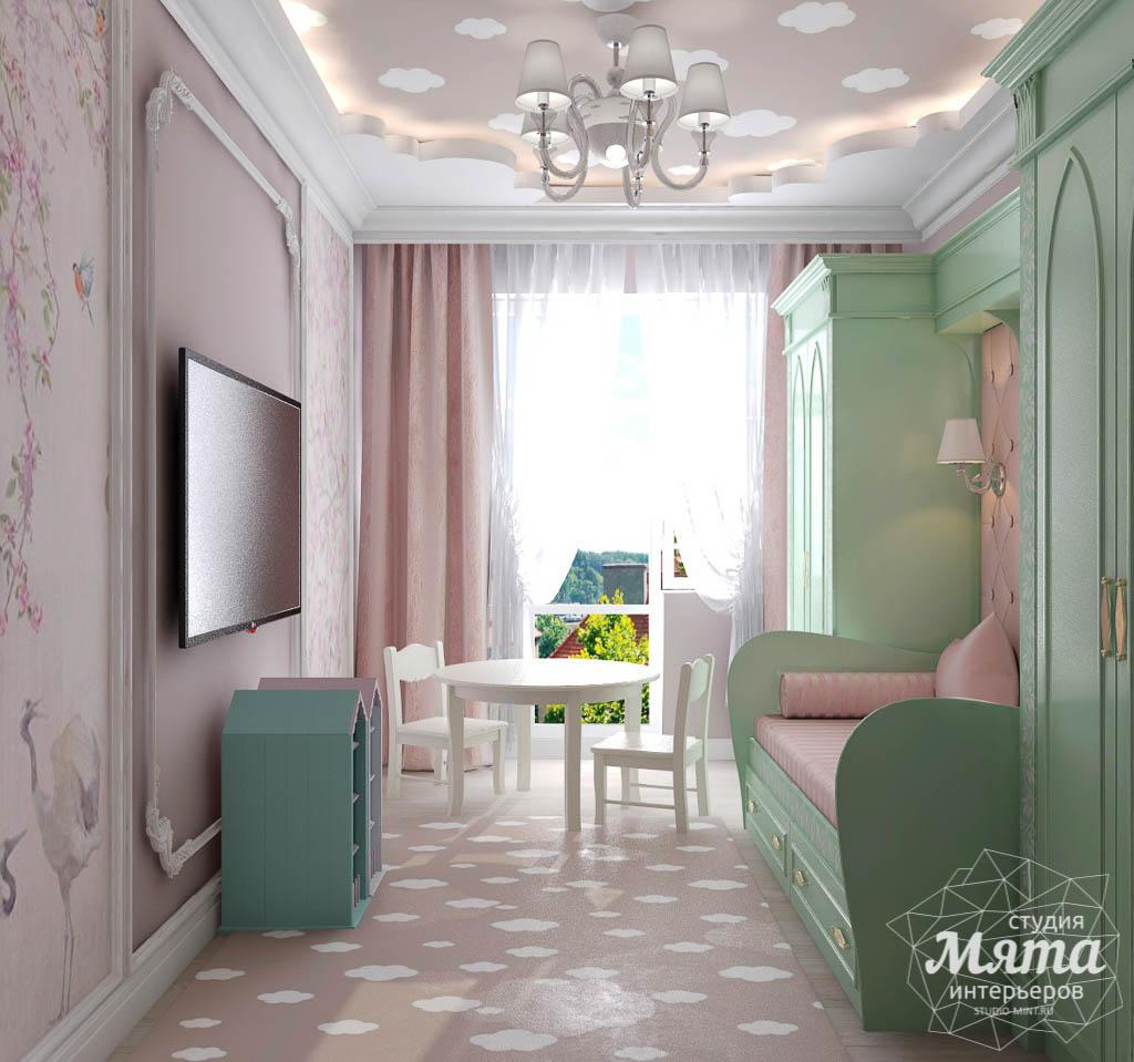 Дизайн интерьера трехкомнатной квартиры по ул. Фурманова 124 img506221868