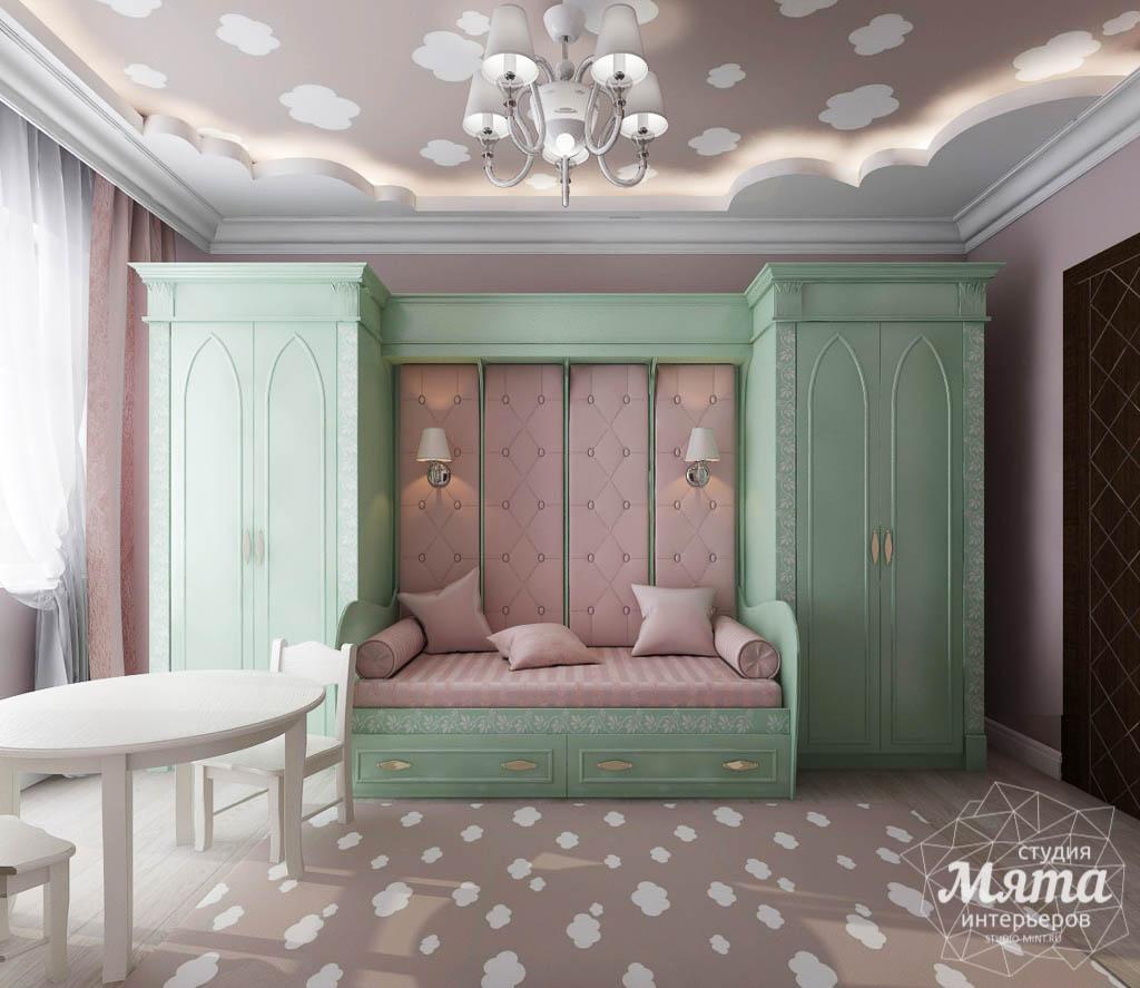 Дизайн интерьера трехкомнатной квартиры по ул. Фурманова 124 img1823472703