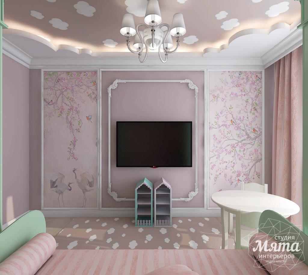 Дизайн интерьера трехкомнатной квартиры по ул. Фурманова 124 img3086132